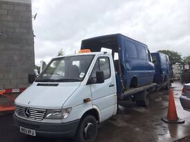 Volkswagen lt 35 & Mercedes sprinter vito wanted!!!any condition