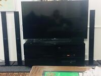 110 cm high gloss Tv Unit Stand for sale