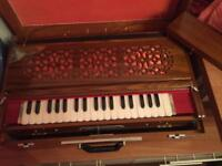 HARMONIUM, SINGH SPECIAL 9 SCALE CHANGER 3 SET REED