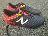 New Balance Visaro Pro Football Boots RRP £130 Size 8 7 - Worn Once