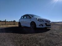 Vauxhall Corsa VXR Nurburgring Edition, full Vauxhall service history, gearbox replaced