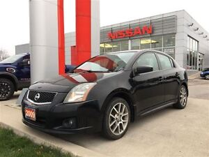 2009 Nissan Sentra SE-R 175HP, AUTOMATIC, SPOILER