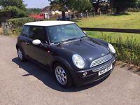 2003 Mini Cooper 1,6 litre 3dr automatic