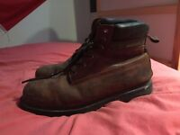 Men's Safety Work Boots (Size 12)