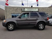 2004 Ford Escape Limited 4x4 COMES FULLY MECHANICALLY SAFETY CER