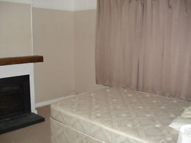 Good size double room available to rent in friendly shared house