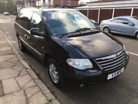 LPG Converted Chrysler Grand Voyager LTD XS CRDA. Private Plate Included REDUCED FOR QUICK SALE