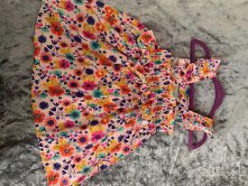 Floral Summer Dress (baby)