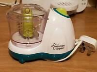 Tommee tippee food blender (sold)
