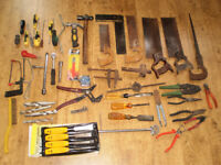 Load of OLD TOOLS
