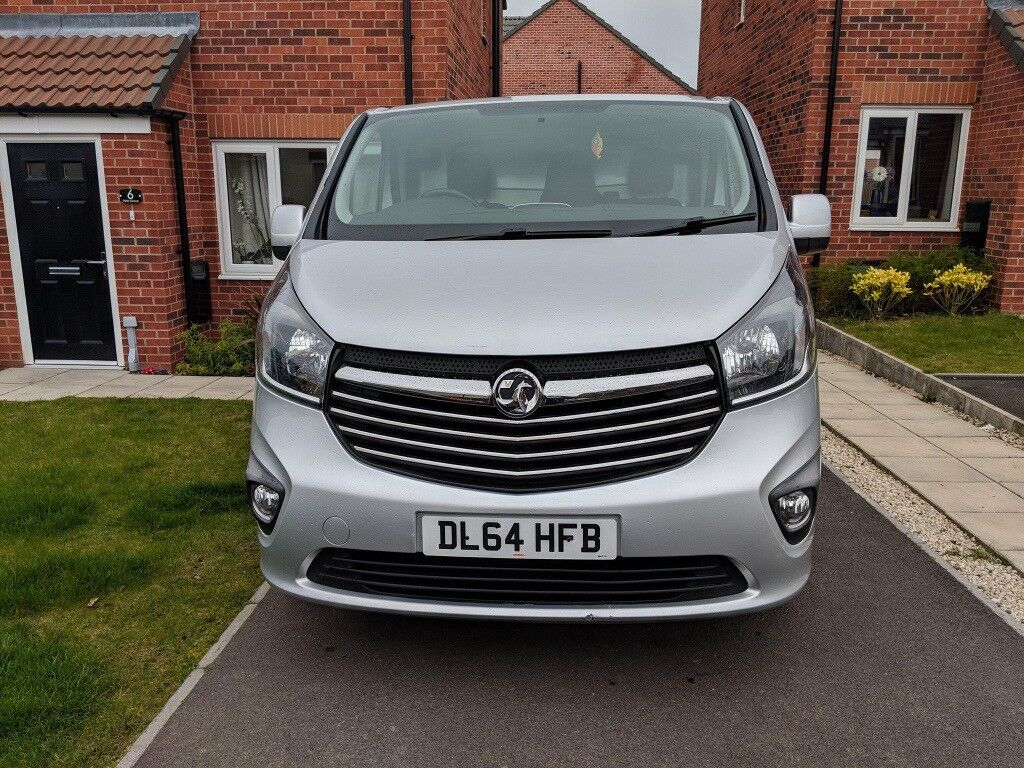 Vauxhall Vivaro 1 6 Cdti Sportive Panel Van 5dr Electric Win Mirrors Parking Sensors