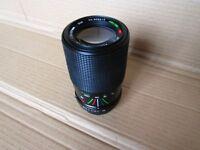 CENTON 70 - 210mm f4.0 -f5.6 Lens