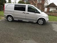 Mercedes Vito 120 Sport Dualiner NOW SOLD