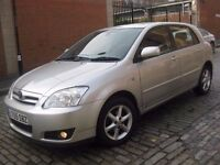 TOYOTA COROLLA 1.6 T SPIRIT +++ AUTOMATIC NEW SHAPE +++ 76,000 MILES ONLY +++ 5 DOOR HATCHBACK