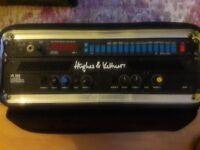 Hughes & Kettner VS250 stereo poweramp EL84 2 x 50w