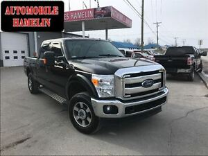 2013 Ford F-250 XLT 4x4 6.2 camera mags crew