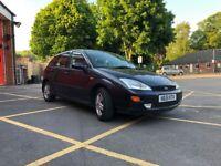 Ford Focus 1.6 (12 Months MOT & 2 Brand New Tires)