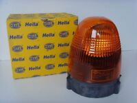 Hella 24V Rotating Beacon Rotafix Light Lorry Tractor Recovery