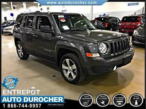 2016 Jeep Patriot AUTOMATIQUE CUIR TOIT OUVRANT AWD