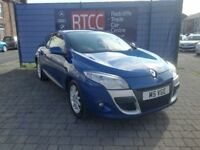 2009 (09 reg), Renault Megane 1.6 Expression 2dr Coupe, AA COVER & AU WARRANTY INCLUDED, £2,395 ono