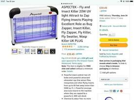 Fly and insect killer