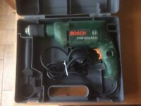 Bosch Hammer Drill in original box