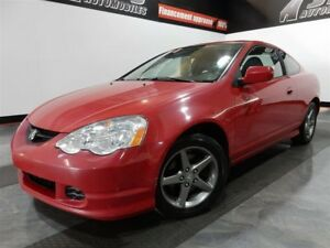 2002 Acura RSX TYPE-S CUIR - TOIT OUVRANT
