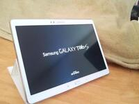 Samsung Galaxy Tab S 10.5 with 32GB SD card
