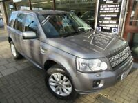 LAND ROVER FREELANDER 2 2.2 SD4 XS Station Wagon 5dr Auto (grey) 2012