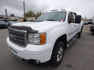 2011 GMC SIERRA 2500HD Denali & NAVI & LEATHER & SUNROOF
