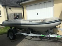 Rib Boat for sale