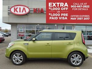 2016 Kia Soul EX+ NEW VEHICLE, WEEKLY ON THE ROAD $76*!!!!