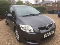 Diesel Toyota Auris JUST SERVICED FULL HISTORY plus RECEIPTS!!