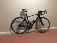 Specialized Full carbon road bike size M 52-54 CM