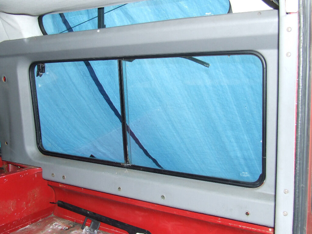 Interior Window Trim Panels Landrover Defender 90 Csw County Station Wagon 1990 In Hull East