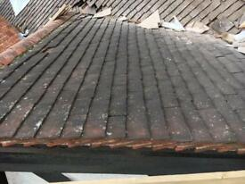 Rosemary roof tiles. Can deliver