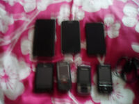 Joblot 12 x Mobile phones read listing