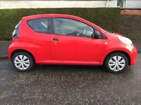Citroen C1 VT very low milage one owner 2009 plate