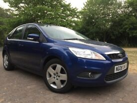 2008 Ford Focus 1.6 Style 5dr Facelift mot 2019 cheap to run and insure newer shape model i