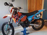 KTM 125 SX/MX 2002