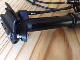 Rockshox Reverb 31.6 x 380mm Dropper Post - 125mm drop