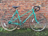 Peugeot Parisienne Vintage Retro Road Bike 20 Inch Frame Single Speed Excellent Condition