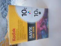 LOOK! KODAK BARGAIN. 7, YES 7 Genuine Kodak ESP 3250 Ink Cartridges. Unopened & Unused. BARGAIN!!!