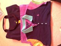 Ralph Lauren bag and top
