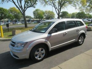 2014 Dodge Journey CVP*4 CYLINDRES*7 PASSAGERS!! WOW!