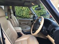 (2004) 53 Land Rover Discovery ES Premium (7 seats) automatic Adriatic blue, leather interior FSH
