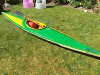 Retro Kayak