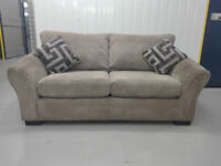 Wyvern 2 seater jumbo cord sofa settee in very good condition / free delivery
