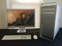 5.1 Apple Mac Pro 2.4Ghz 8 Core 16Gb Ram 2TB HDD Logic Pro X Omnisphere Keyscape iZoTope Waves