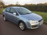 2006 Ford Focus Ghia 2.0 Automatic - Low Mileage/Full Service History